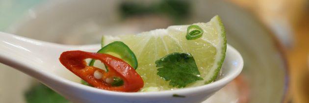 Les 5 saveurs de la diététique chinoise