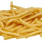 Se méfier des frites ?