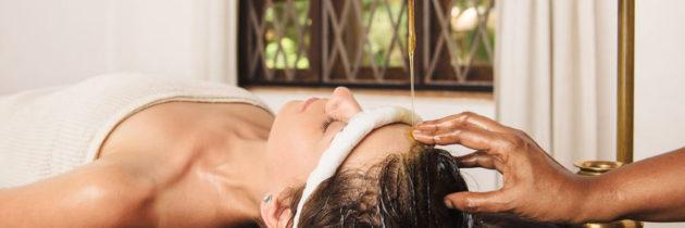 Une sérénité retrouvée grâce au massage Shirodhara