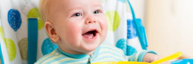 Des recettes faciles pour bébés gourmets