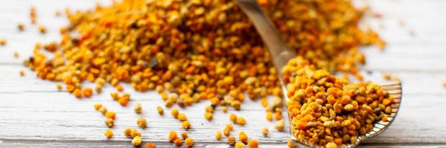 Les super pouvoirs du pollen d'abeilles