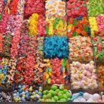 Des substances cancérigènes dans les bonbons ?