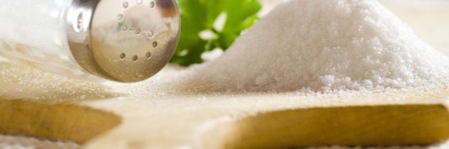 Des micro plastiques découverts dans le sel de table